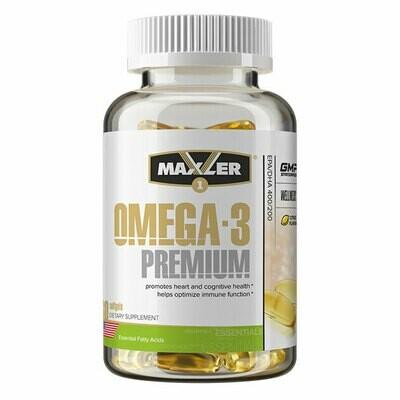 Omega-3 Premium Maxler 60 капс.