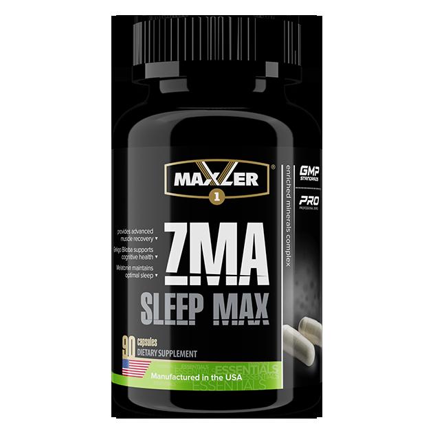 ZMA Sleep Max Maxler 90 капс.