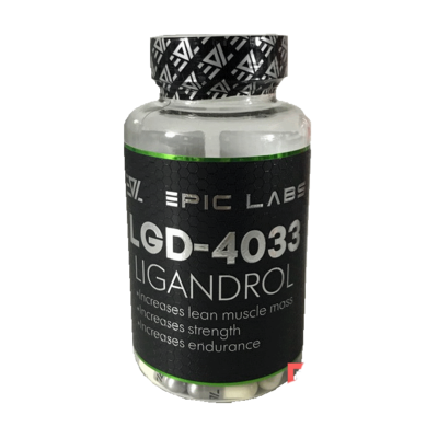 Ligandrol LGD-4033 90 caps Epic Labs