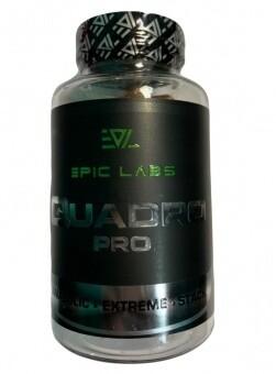 Quadro Pro Epic Labs 60 caps