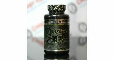 Quad Zilla Epic Labs 60 caps