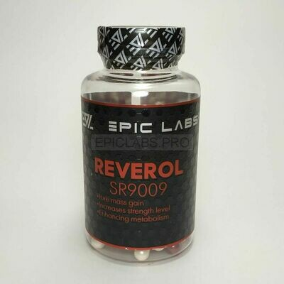 REVEROL Epic Labs 90 caps