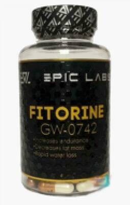 FITORINE Epic Labs 60 caps