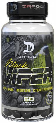 Black Viper Dragon Pharma Labs 60капс