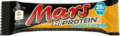 Mars Hi-Protein Bar Salted Caramel Mars Incorporated