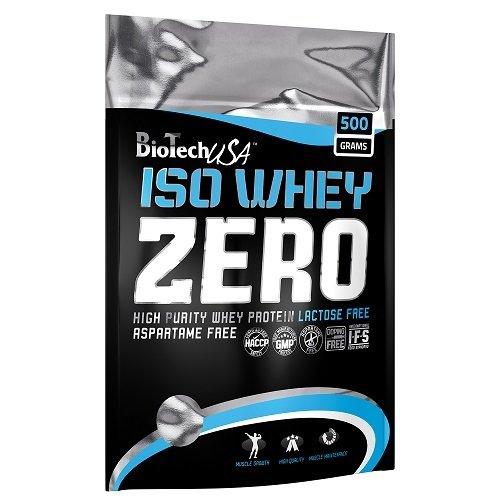 Iso Whey Zero Biotech USA 500 гр.