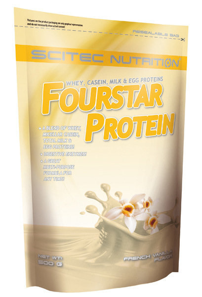 Four Star Protein Scitec Nutrition 500 г.