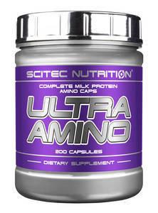 Ultra Amino Scitec Nutrition 200капс.