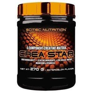 Crea Star от Scitec Nutrition 270гр.