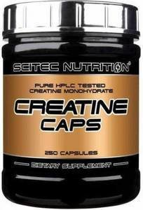 Creatine Scitec Nutrition 250капс.