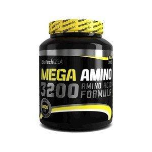 Mega Amino 3200 BioTechUSA 500табл.