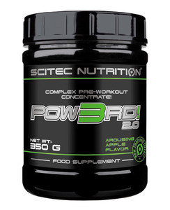 Pow3rd! Scitec Nutrition 350гр.
