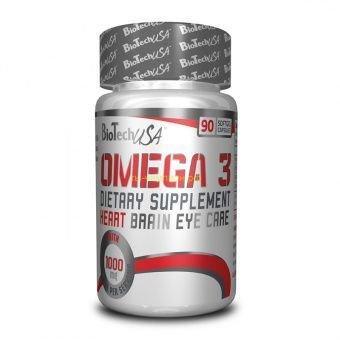 Omega 3 Biotech USA 90 капсул