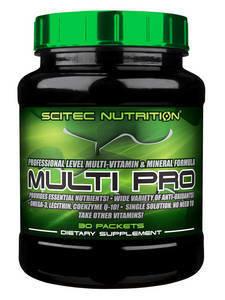 Multi Pro Scitec Nutrition 30 пак.