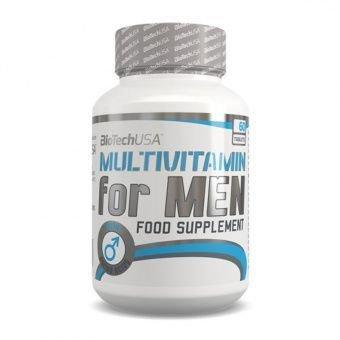 Multivitamin for Men Biotech USA 60 табл.