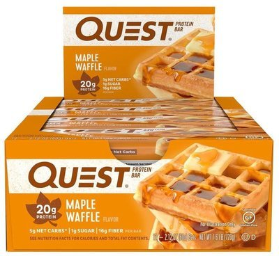 QuestBar Quest Nutrition 60гр.