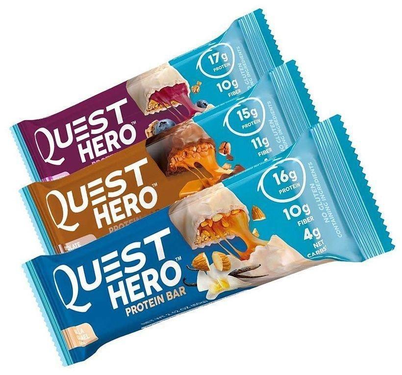 Hero Protein Bar Quest Nutrition 60гр.