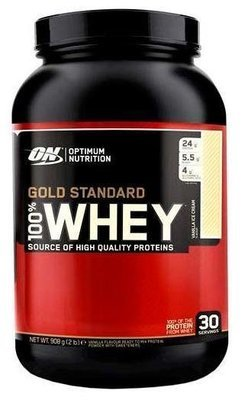 100% Whey Gold Standard Optimum Nutrition 900гр.