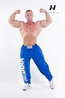 Спортивные брюки HARDCORE FITNESS SWEATPANTS 910