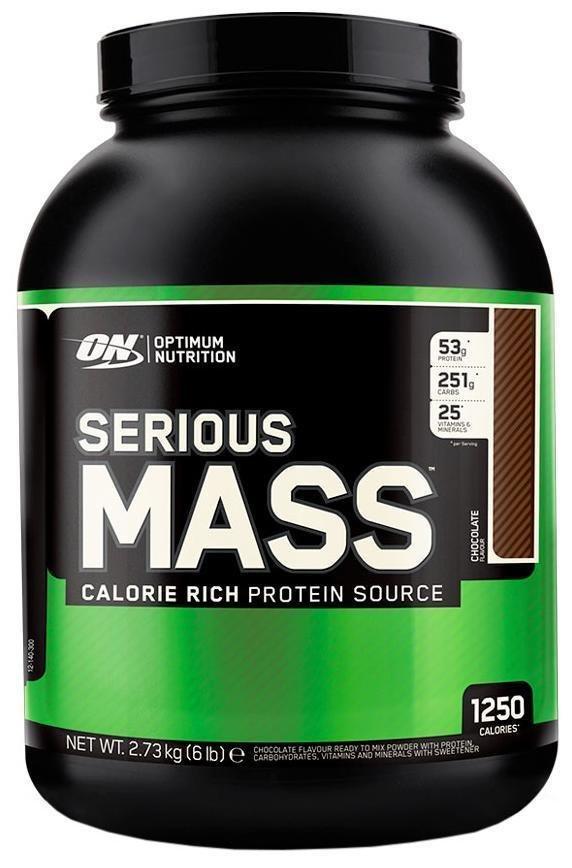 Serious Mass Optimum Nutrition 2724гр.