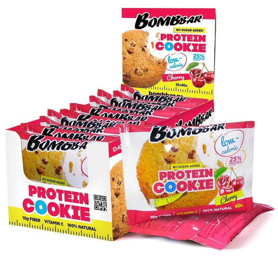 Low Calorie Protein Cookie BombBar 40гр.