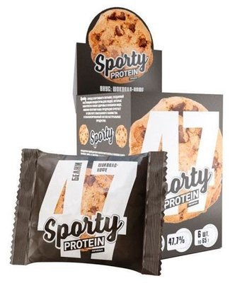Protein Cookies Sporty 65гр.