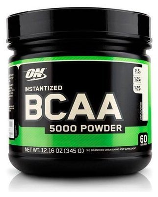 BCAA 5000 Powder Optimum Nutrition 380гр.