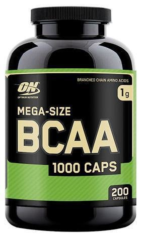 BCAA 1000 Optimum Nutrition 200капс.