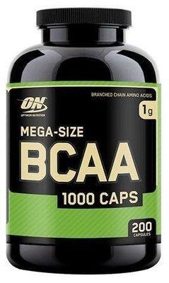 BCAA 1000 Optimum Nutrition 200капс.
