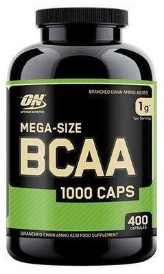 BCAA 1000 Optimum Nutrition 400капс.