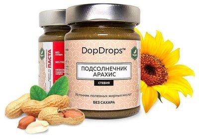 Подсолнечник Арахис (протеиновая) DopDrops 265гр.