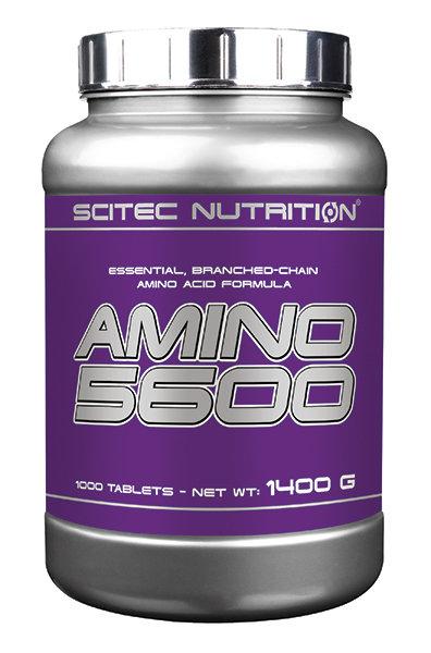 Amino 5600 Scitec Nutrition 1000табл.