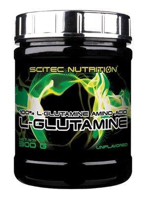 L-Glutamine Scitec Nutrition 300 гр.