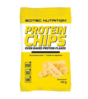 Protein Chips Scitec Nutrition 40гр.