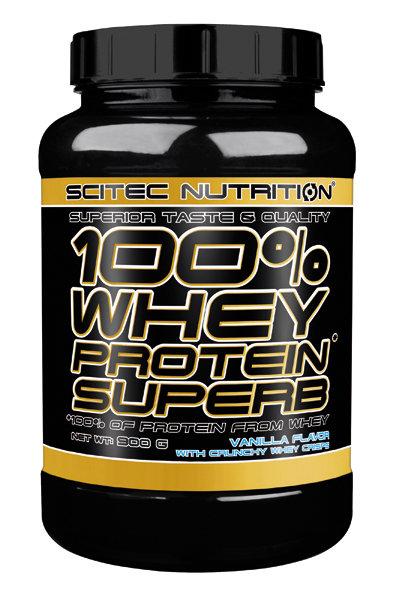 Whey Superb Scitec Nutrition 900гр.