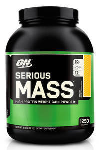 Serious Mass Optimum Nutrition 2724гр.