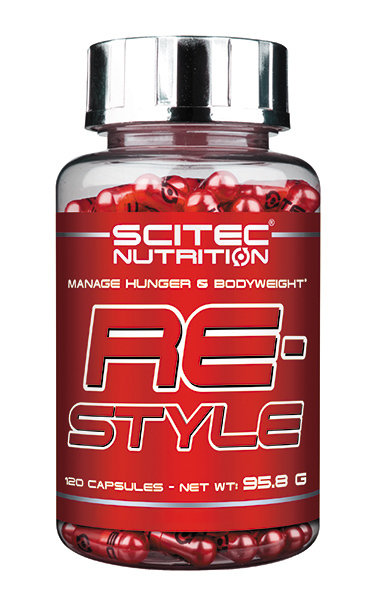 RE-style Scitec Nutrition 120 капс.