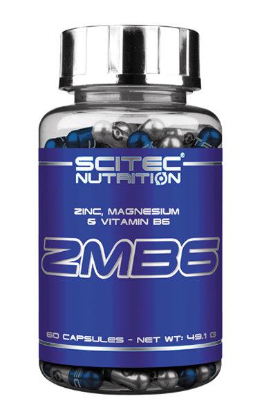 ZMB6 Scitec Nutrition 60 капс.