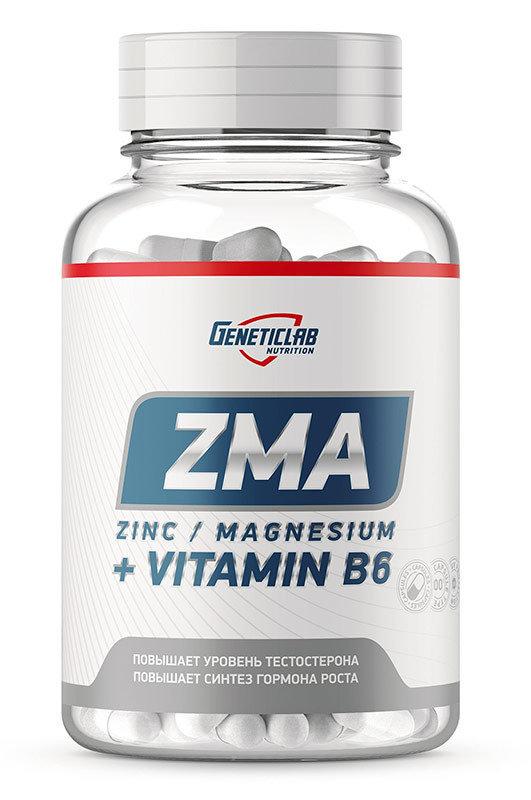 ZMA GeneticLab 60 капс.
