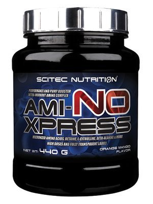 Ami-NO Xpress Scitec Nutrition 440 гр.