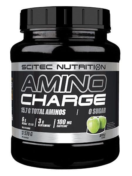 Amino Charge Scitec Nutrition 570 гр.