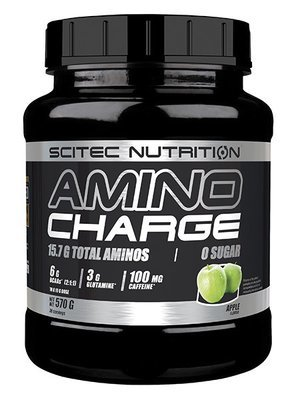 Amino Charge Scitec Nutrition 570 гр.