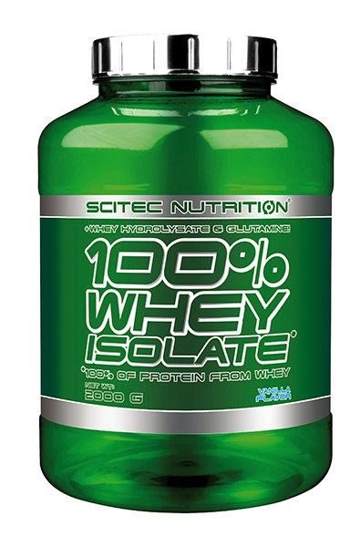 Whey Isolate Scitec Nutrition 2000гр.