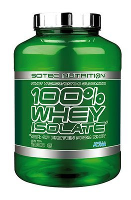 Whey Isolate Scitec Nutrition 2000гр.