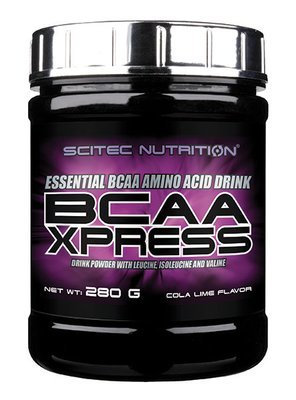 BCAA Xpress Scitec Nutrition 280гр.