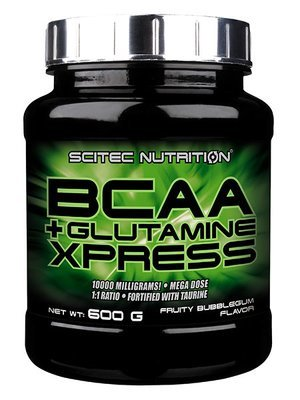 BCAA+Glutamine Xpress Scitec Nutrition 600гр.