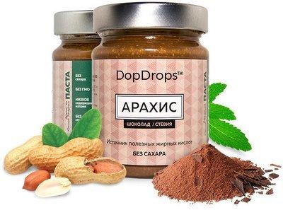 Арахис-Шоколад DopDrops 265гр.