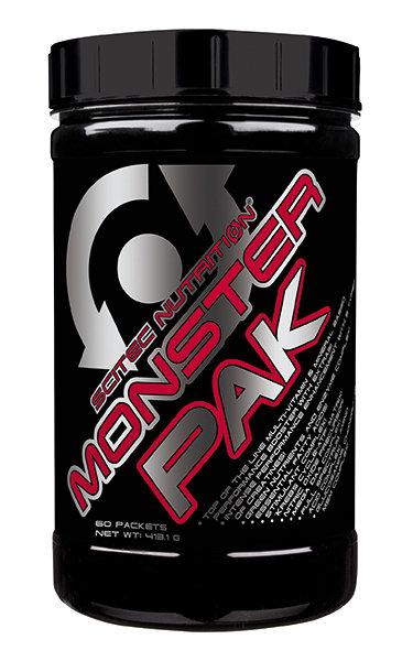 Monster Pak Scitec Nutrition 30 пак.