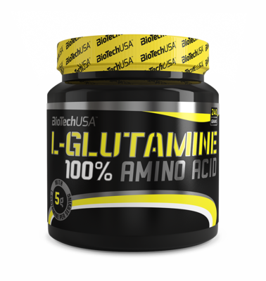 L-Glutamin BioTech USA 240 гр.