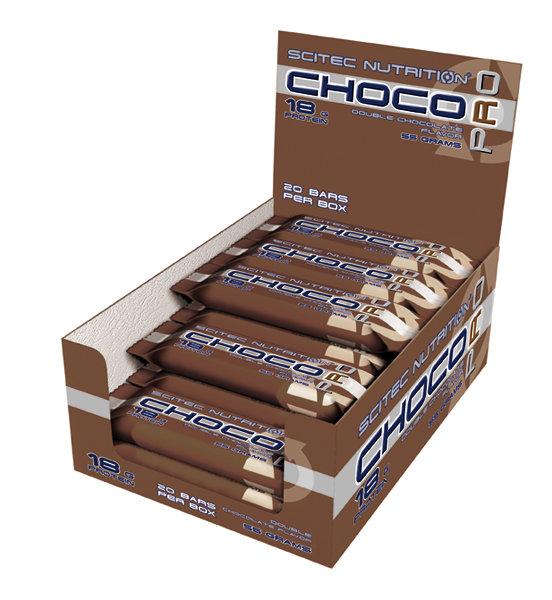 Choco Pro Scitec Nutrition 20шт х 55гр.